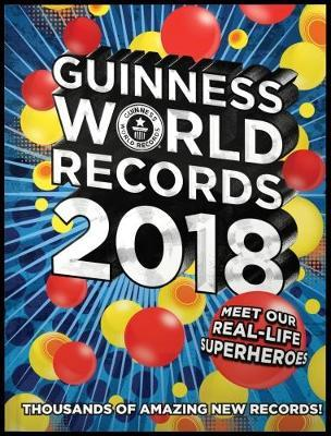 Guinness World Records 2018 by Guinness World Records image