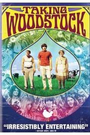 Taking Woodstock on DVD