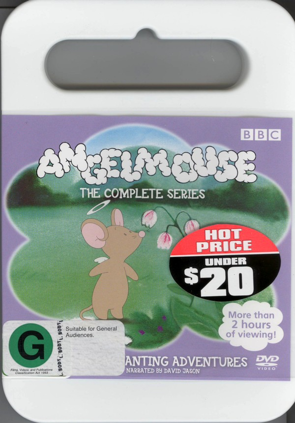 Angelmouse - The Complete Series on DVD image