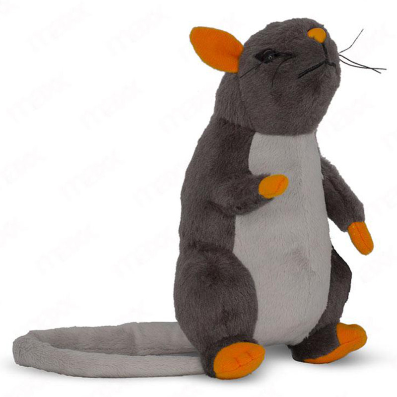"""Harry Potter: 8"""" Plush - Scabbers image"""