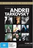 Andrei Tarkovsky - The Films of Andrei Tarkovsky (9 Disc Set) DVD
