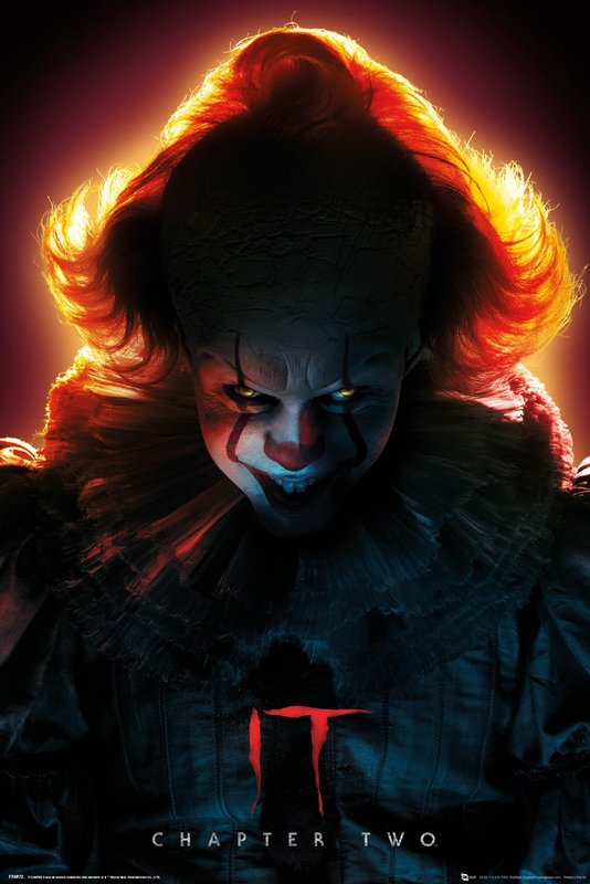 It Chapter 2: Maxi Poster - Pennywise (1025)