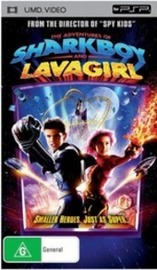 The Adventures Of Sharkboy And Lavagirl for PSP