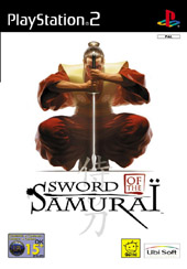 Sword Of The Samurai for PS2
