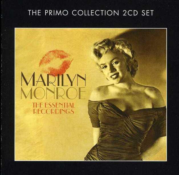 Marilyn Monroe - The Essential Recordings (2CD) by Marilyn Monroe