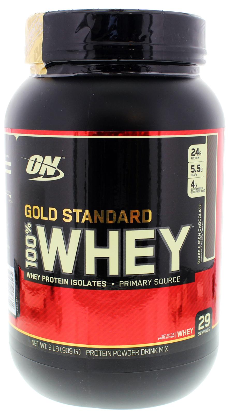 Optimum nutrition gold standard chocolate
