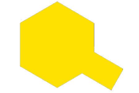 Tamiya Acrylic: Clear Yellow (X24)