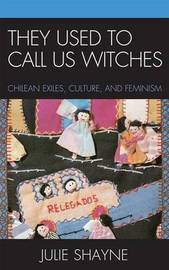 They Used to Call Us Witches by Julie D Shayne image