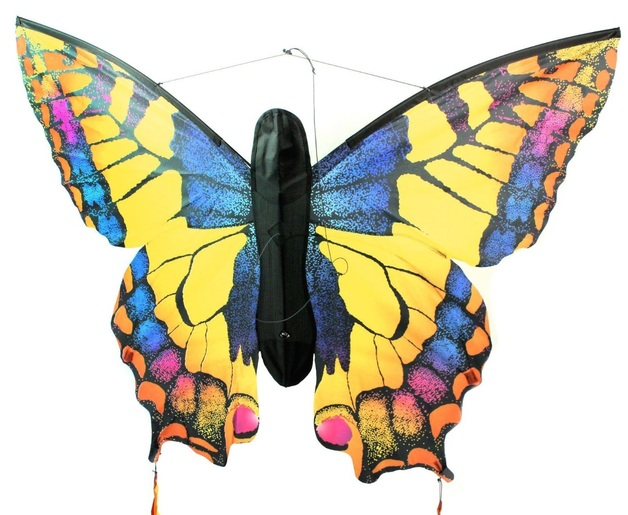 "HQ Kites: Small Swallowtail - 20"" Butterfly Kite"