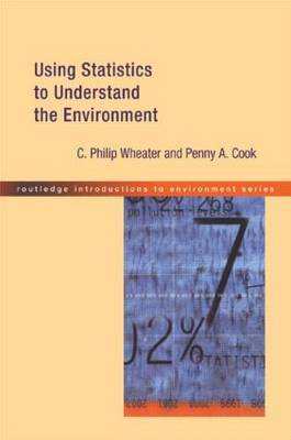Using Statistics to Understand the Environment by Penny A. Cook image