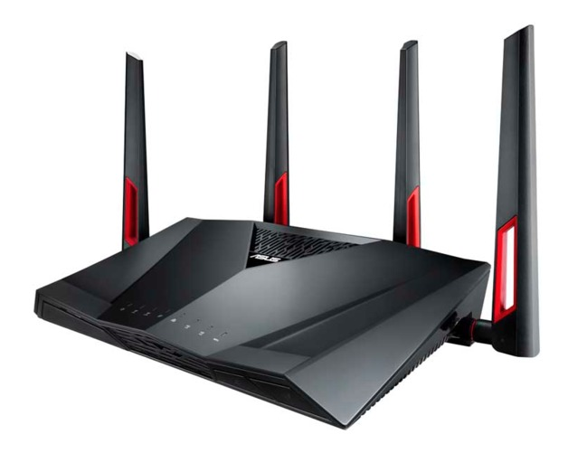 ASUS RT-AC88U Dual-Band AC3100 Wireless Gigabit Router