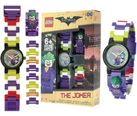 The LEGO Batman Movie: Minifigure Link Watch - The Joker
