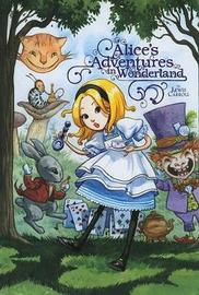 Alice's Adventures In Wonderland With Illustrations By JennyFrison by Lewis Carroll