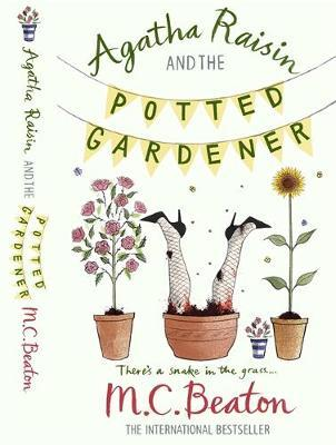 Agatha Raisin and the Potted Gardener by M.C. Beaton image