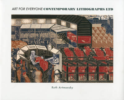 Art for Everyone by Ruth Artmonsky image