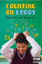 Counting on Leroy by Steve Mills