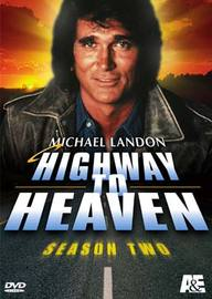 Highway To Heaven - Season 2 (6 Disc Box Set) on DVD image