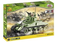Cobi: World War 2 - M4 Sherman Tank