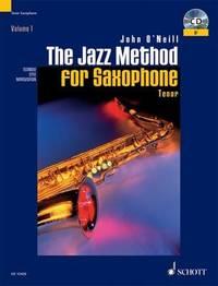 Jazz Method for Saxophone by John O'Neill