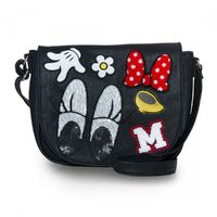 Loungefly: Disney Minnie Patches - Crossbody Bag