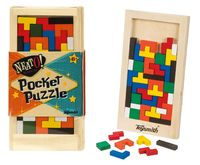 Neato Classics - Wooden Pocket Puzzle