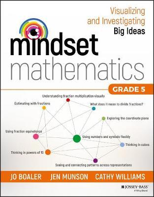 Mindset Mathematics by Jo Boaler
