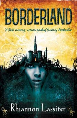 Borderland by Rhiannon Lassiter image