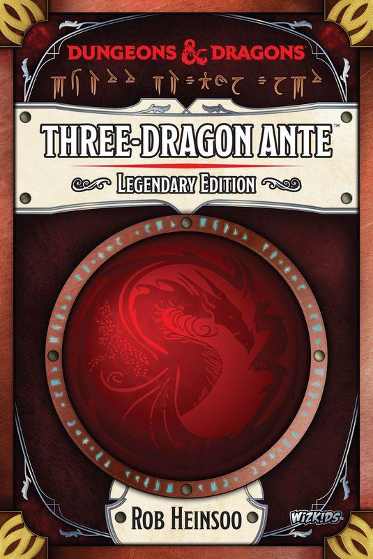 D&D: Three Dragon Ante - Legendary Edition