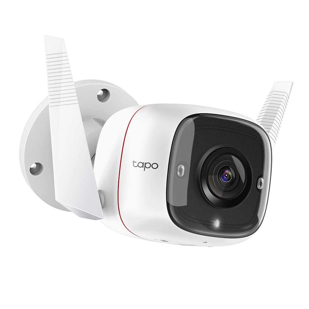 TP-Link Tapo 1080p Outdoor Wi-Fi Security Camera image