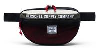 Herschel Supply Co: Nineteen Hip Pack - Dark Olive/Overcast/Black/Red
