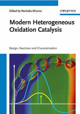 Modern Heterogeneous Oxidation Catalysis image