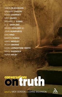 Conversations on Truth by Mick Gordon image