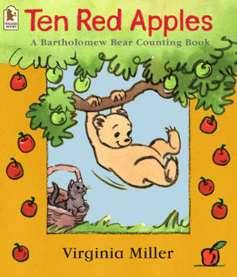 Ten Red Apples by Virginia Miller image