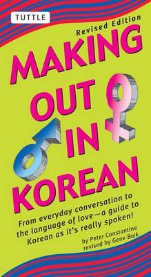 Making out in Korean by Peter Constantine image
