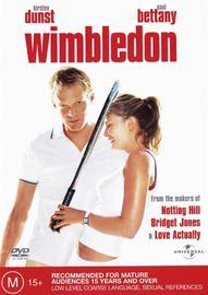 Wimbledon on DVD