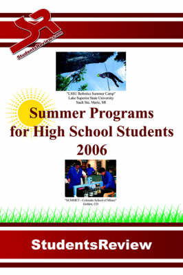Summer Programs for High School Students by StudentsReview.com