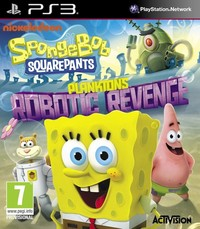 SpongeBob SquarePants: Plankton's Robotic Revenge for PS3