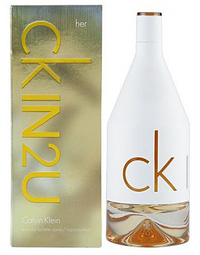 Calvin Klein - CK IN2U for Her Perfume (100ml EDT)