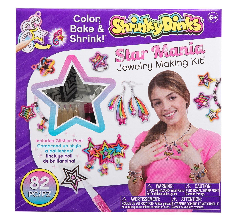 Alex: Shrinky Dinks - Star Mania Jewellery image