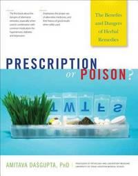 Prescription or Poison? by Amitava DasGupta image