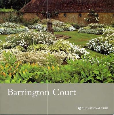 Barrington Court, Somerset by National Trust