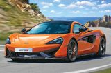Revell 1:24 McLaren 570S Plastic Model Kit