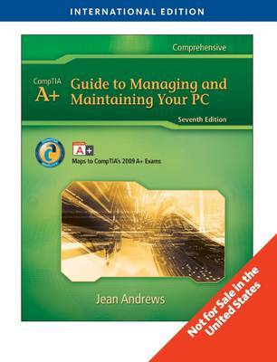 Ise A+ Guide to Managing & Maintaining Your PC 7e
