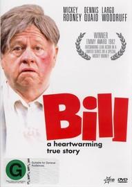 Bill on DVD image