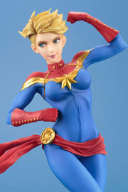 Marvel Bishoujo: 1/7 Captain Marvel - PVC Figure