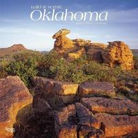 Oklahoma Wild & Scenic 2019 Square by Inc Browntrout Publishers image