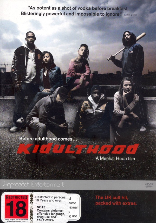 Kidulthood on DVD image