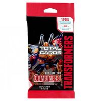 Transformers TCG: Rise of the Combiners Single Booster (8 Cards) image