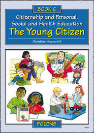 The Young Citizen: Big Book AND Teacher's Guide by Christine Moorcroft image