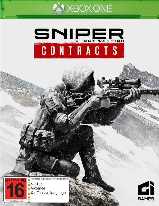 Sniper: Ghost Warrior Contracts for Xbox One